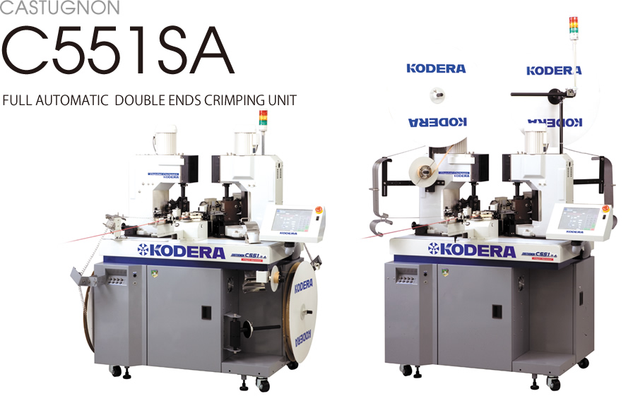 kodera wire cutting machine