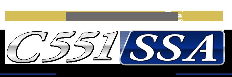 THE Castugnon C551SSA